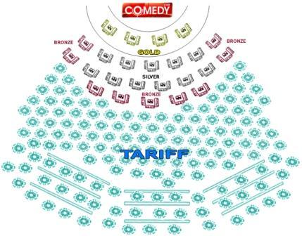Super фестиваль Comedy Club в